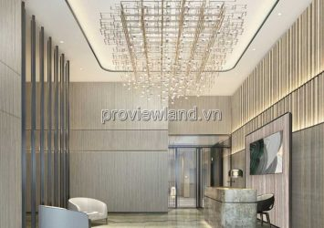 Super Sang apartment for sale in District 1 of The Marq 3Brs full interior project