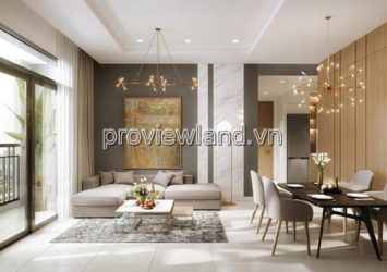 Apartment for sale in District 1 The Marq 2 bedrooms 71m2 good price
