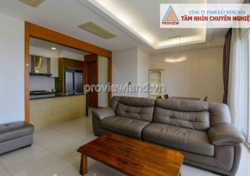 Need to rent folding apartment Xi Riverview Thao Dien 145m2 3BRs River view