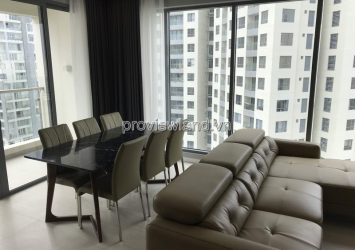 Diamond Island apartment for rent 124m2 3BRs river view