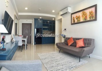 Apartment for rent in District 4 ICON 56 area 88sqm 3 bedrooms river view