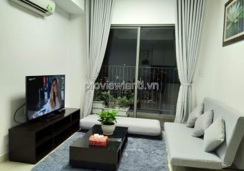Masteri Thao Dien apartment with nice house with 2 bedrooms Landmark 81 view