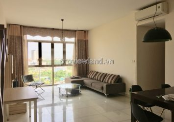 The Vista flat for rent with 3 bedrooms 2WC 135sqm full furniture