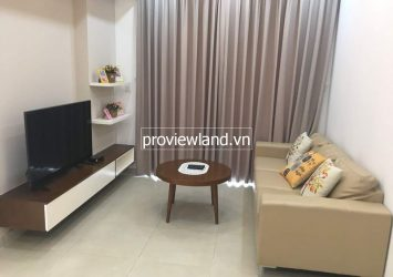 Masteri apartment for rent with 2 bedrooms river view