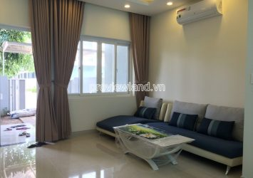 Mega Village villa for rent 3brs