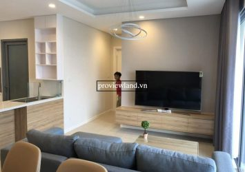 Diamond Island apartment for rent  with 2 bedroom , high floor