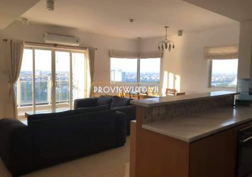 Good price apartment for sale at River Garden high floor river view