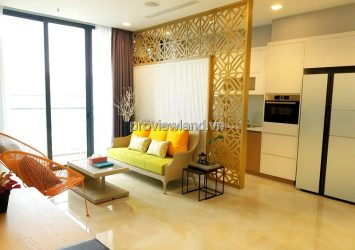 Vinhome Golden River apartment in District 1 for rent 3 bedrooms
