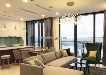 Vinhome Golden River apartment for rent 3 bedrooms river view