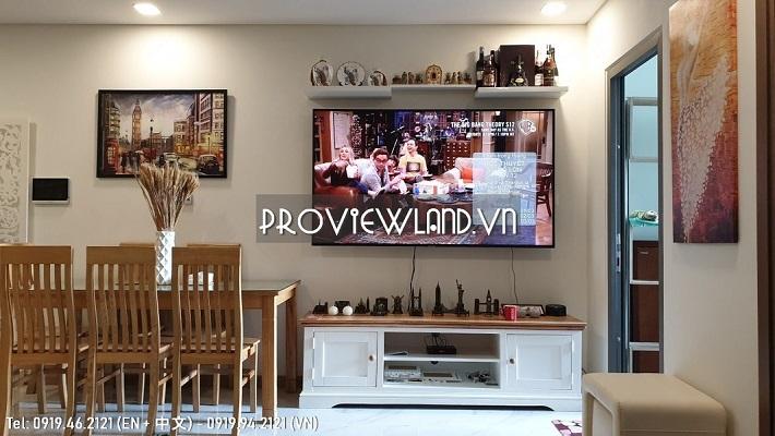 Apartment for rent 1br Vinhomes Landmark81