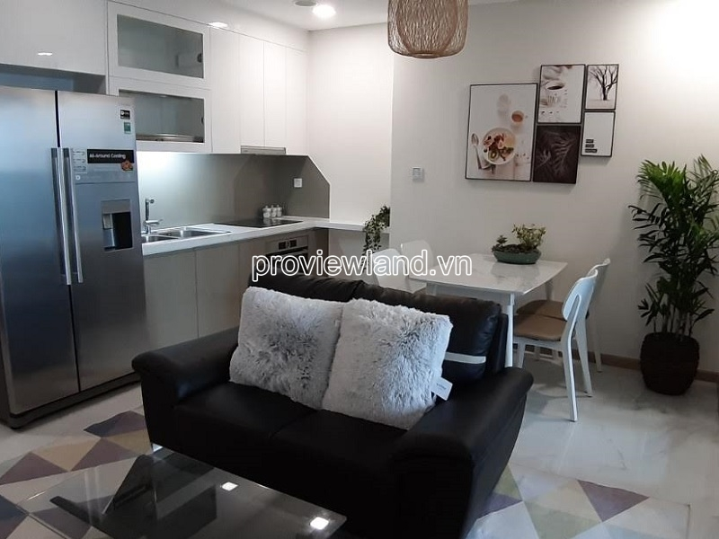 apartment for rent at Vinhomes central park