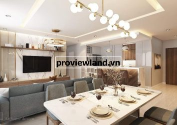 Vista Verde apartment for rent with 3 bedrooms, high floor
