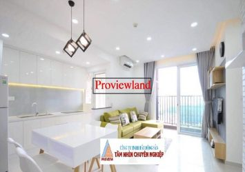 Vista Verde apartment for rent with 1 bedroom fully furnished