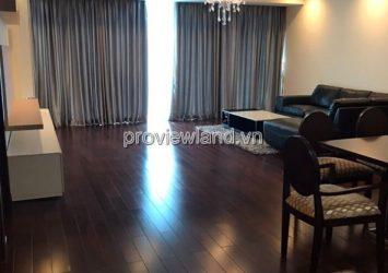 Apartment for rent in VinCom Center District 1 4 bedrooms fully furnished area of 195m2