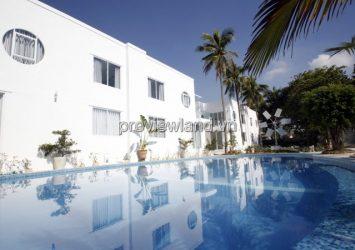 Ho Gia Trang villa for rent in Tran Nao street 7.5mx9m 3 bedrooms