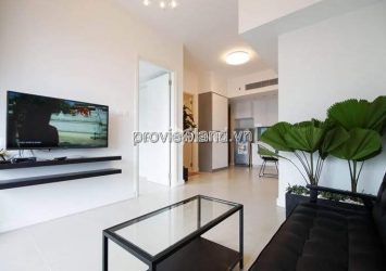 Apartment for rent in Gateway Thao Dien, District 2, 1 bedroom, high floor