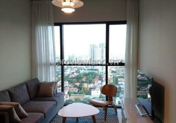Ascent apartment for rent in Thao Dien area 67.47m2 2 bedrooms