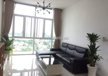 The Vista flat for rent in District 2 with 2 bedrooms full furnished in low floor
