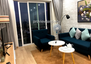 Vista Verde apartment for rent with 2 bedrooms high floor fully furnished.