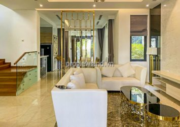 Victoria villa for rent in District 1 area 225m2 1 cellar 1 ground 3 floors 1 roof