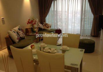Apartment for rent in City Garden low floor with 1 bedroom