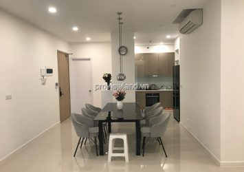 High-class apartment for rent in Estella Heights with 3 bedrooms full furnished