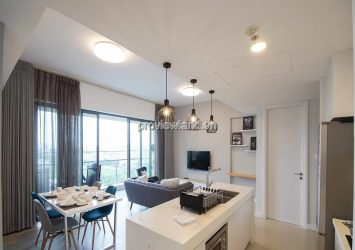 Apartment for rent with 2 bedrooms at Gateway Thao Dien fully furnished