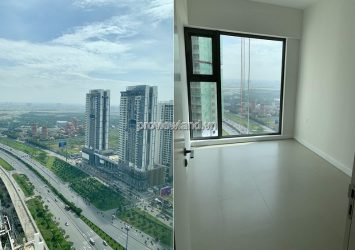 Apartment for rent at Gateway Thao Dien 1 bedroom high floor
