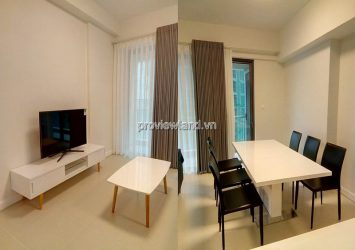 2-bedroom apartment for rent at Gateway Thao Dien high floor