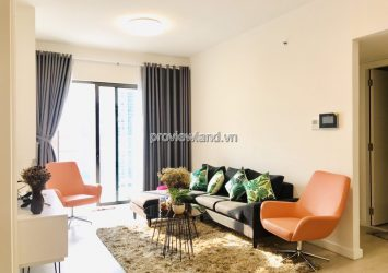 Apartment for rent in Gateway Thao Dien 2 bedrooms high floor river view
