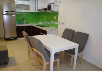 Masteri apartment for rent Thao Dien 2 fully furnished bedrooms.