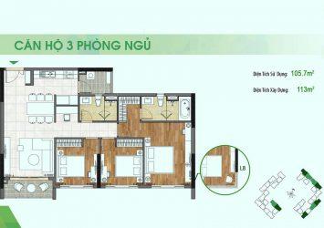 Sala Sadora apartment for rent 3brs
