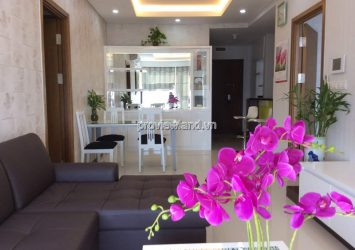 Thao Dien Pearl apartment for rent with 2 bedrooms fully furnished