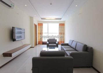 Thao Dien Pearl apartment for rent low floor 2 bedroom fully furnished