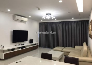 Thao Dien Pearl apartment for rent fully furnished 3 bedrooms