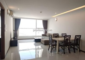 Thao Dien Pearl apartment for rent high floor with 3 bedrooms full furnished