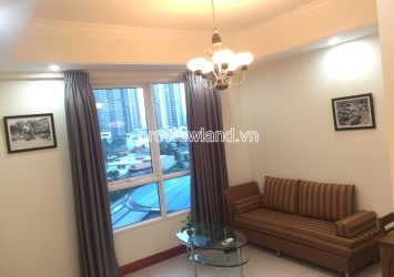 Low floor apartment at The Manor Binh Thanh with 2 bedrooms for rent