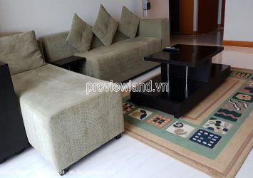 High floor apartment for rent at The Manor Binh Thanh 2 bedrooms
