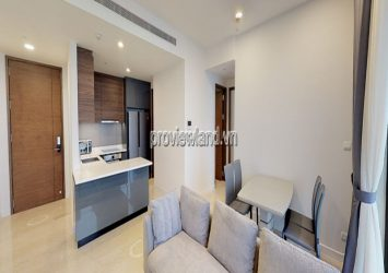 2-bedroom apartment for rent in The Nassim fully furnished