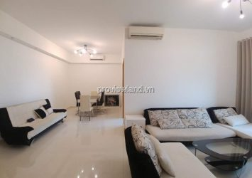 The Vista apartment for rent with 2 bedrooms river view