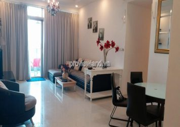 The Vista apartment for rent T1 Tower 3 bedrooms full interior