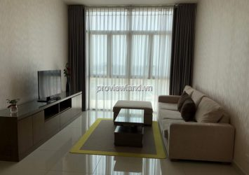 The Vista apartment for rent 2 bedrooms river view  good price