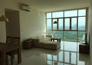 The Vista apartment for rent with 3 bedrooms fully furnished