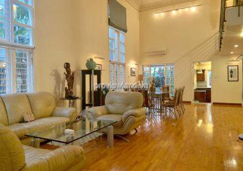 Villa Fideco Thao Dien for rent with 6 bedrooms