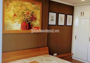 apartment for rent at vinhomes