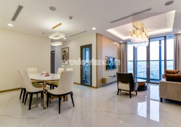Landmark 81 Vinhomes Central Park apartment for rent 4 bedrooms