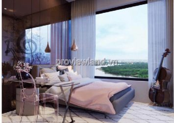 Apartment for sale in Q2 Thao Dien 4BRs high floor