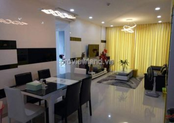 For rent ​​flat at Vista Verde area 89sqm 2 bedrooms T1 tower high floor