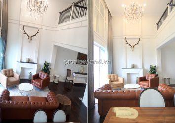 Duplex Vista Verde District 2 for rent 5-bedroom apartment