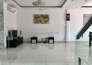 Villa for rent on Giang Van Minh street 9x20m 1 ground 2 floor terrace 6BRs